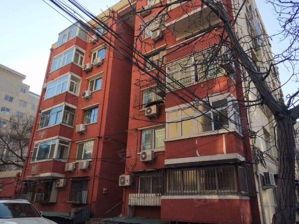 东总布胡同19号院户型图实景图片