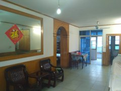 商之都西侧,青年小区3楼2室1厅80平方,中等装修拎包入住