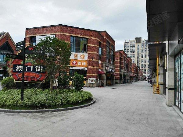 宝龙城市广场户型图实景图片