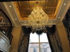 600平独栋 室内电梯挑高9米6房欧式豪装可会所办公