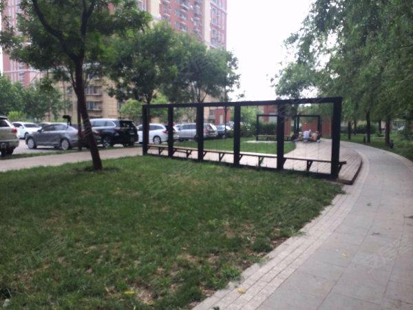 北花园小区(1号院)户型图实景图片