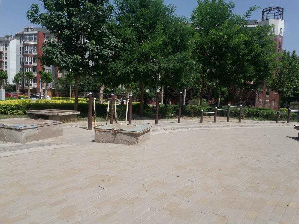 新湾花园(北园)户型图实景图片
