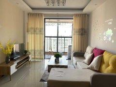 海伦国际 精装两室 拎包入住 全新家具家电 看房方便