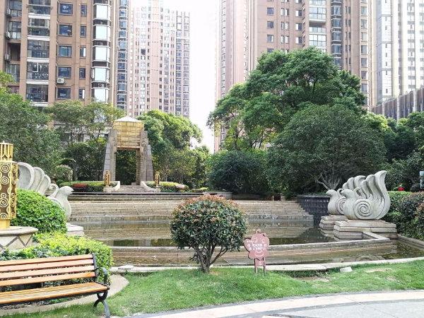 皇冠国际花园户型图实景图片