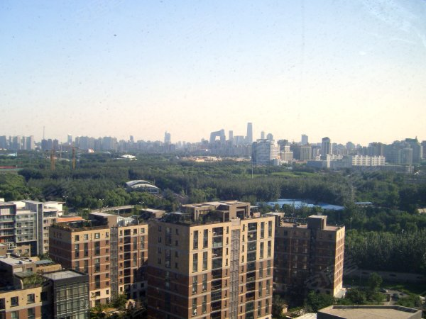 阳光上东户型图实景图片