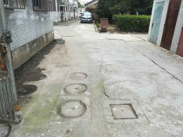 竹园新村户型图实景图片