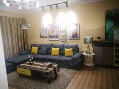 星河国际温馨时尚三房,现代简约风格让你享受高品质生活!