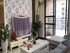 国际公馆温馨三房家电齐全价格美丽中高楼层,一线江景房!