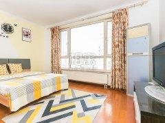 双井国贸易构空间 主卧出租 整洁明亮 温馨居家 家具齐全