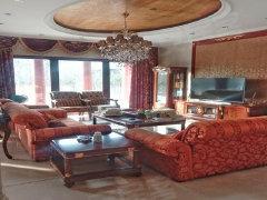 香山清琴山庄,独栋别墅,豪华装修,500平花园。接待