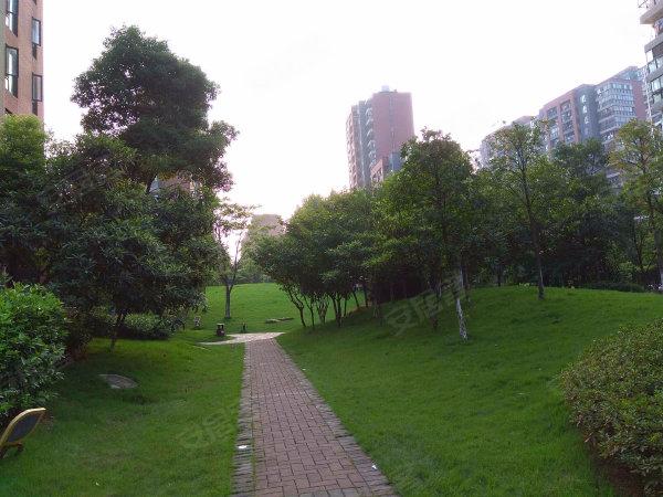 万科魅力之城(南区)户型图实景图片
