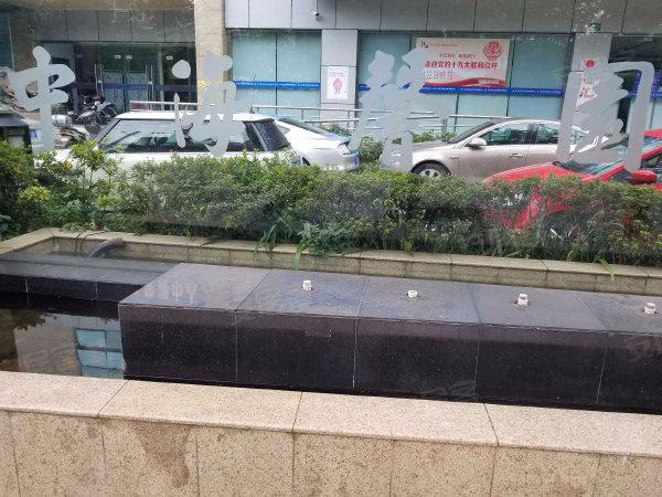 中海馨园户型图实景图片