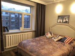 46街区,一室一厅,干净,拎包入住