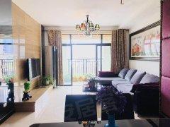 武警公寓 小区带电梯 精装三房 租金4500 拎包入住