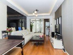 现代城华庭精装大两房 双阳台 家私电器全齐 周边配套齐全