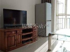 天元蓝城 干净整洁两居室 家具家电等设施齐全 可年租半年付