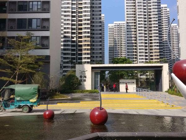 时代香海彼岸户型图实景图片