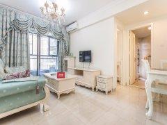 云景豪园 豪华装修一房一厅 拎包入住 诚租 路过的不要错过呦