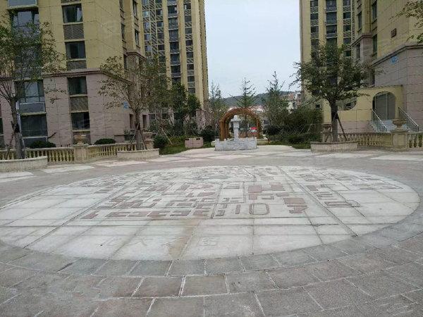 城建华庭户型图实景图片