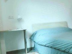 直租龙城广场附近青年公寓,家具家电齐全拎包入住。