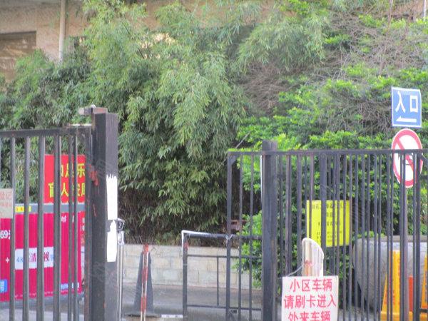秋苑小区2期户型图实景图片