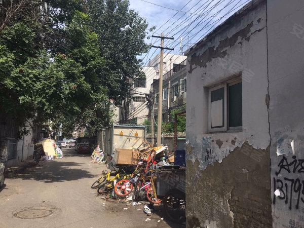 北窑地小区户型图实景图片