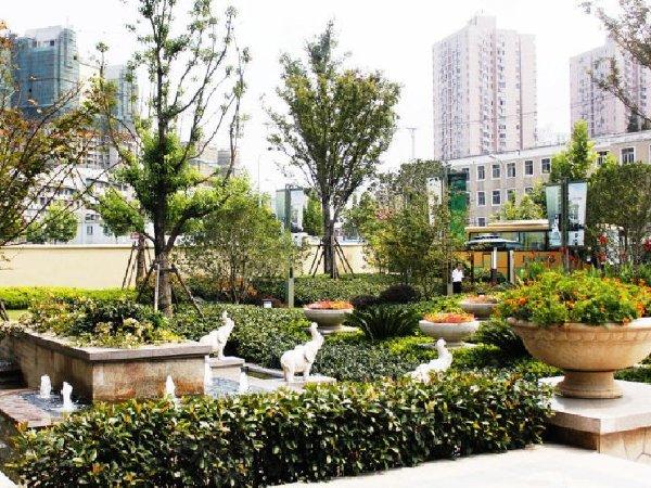 宝华城市之星户型图实景图片