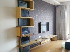 艺苑四期 精装修2室2厅 带家具家电 暖气 热水 龙岗附近