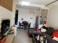长寿碧水天城,二房二厅,业主自住装修,家具家电齐全拎包入住