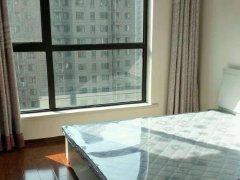 公园时代 两室两厅 全新家电 中间楼层大社区丽景蓝湾C急租