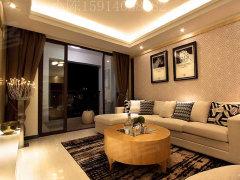 星河国际 豪装三房两厅 搭配高档家私 环境优美 居家