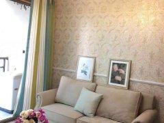 观音桥 步行街新上海大厦 欧式正规一室一厅 现房更巴适