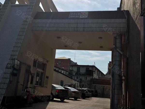 迎宾北路55号院户型图实景图片