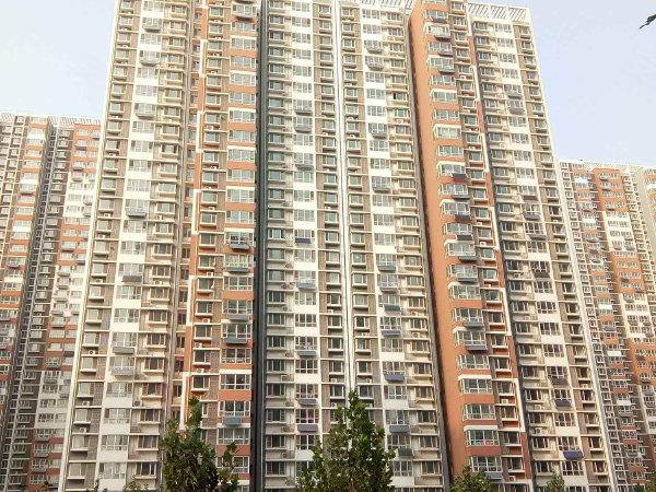 秀兰城市美居户型图实景图片