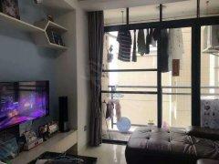 雍景香江精装修一房一厅业主自住型现换大房 有钥匙急租