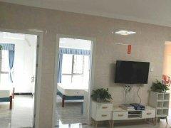 沙井地铁口麒麟名都,豪装两房,家电全齐出租,看房有钥匙。