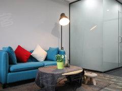 11号线机场快线福永站地铁口品牌公寓直租 家私电齐 拎包入住