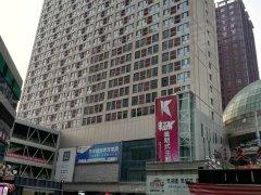 世贸天街精装公寓 空调 热水器 简单家具 电视 干净