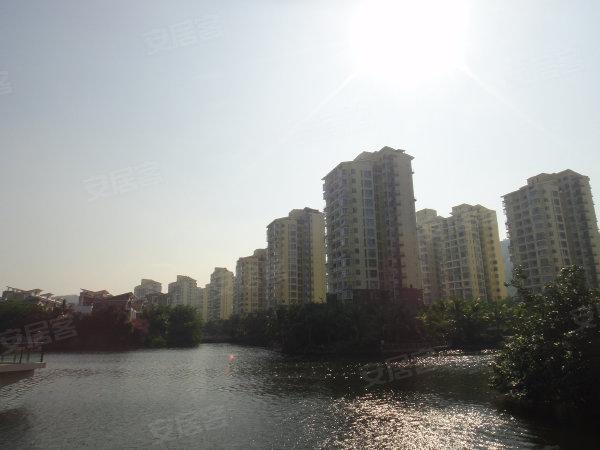 三亚山水国际户型图实景图片
