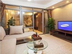 中关村苏州街地铁 微软 新东方 欧美汇 艾瑟顿公寓精装一居