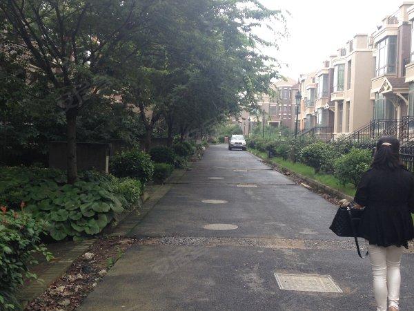 枫丹御园户型图实景图片