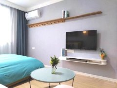 良心价格 精装卧室 让你住的有格调 清华园铁路宿舍