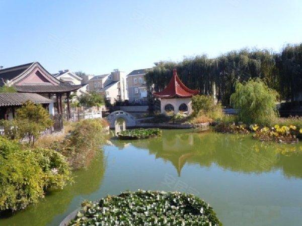 扬州水乡户型图实景图片