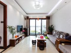 绿景地面花园社区 高楼层精装两房 家私全齐 直接入住