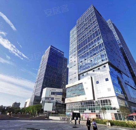 电视塔地铁口商铺招商大面积轻餐饮即可写字楼12栋集群