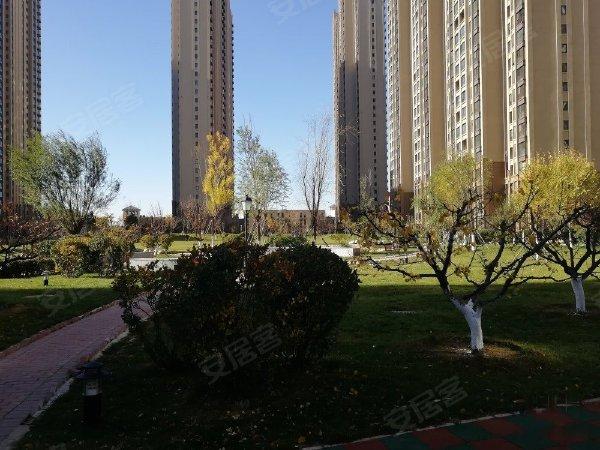 潮白河孔雀城紫藤园户型图实景图片