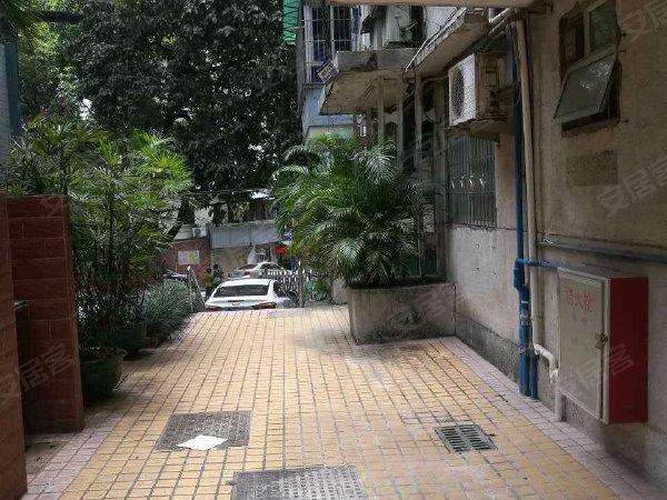 竹丝岗二马路39-1大院户型图实景图片