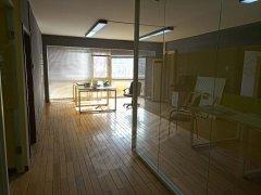国贸大望路SOHO现代城178平四居室办公房有钥匙随时起租