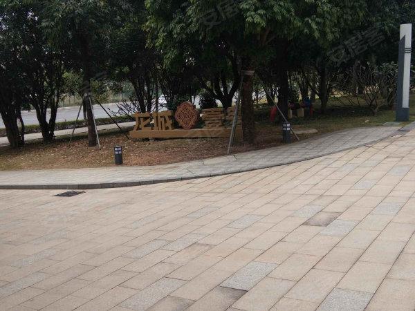 龙平紫园户型图实景图片