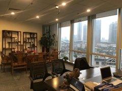 富力租售部推荐富力290平带家具办公室出租看房方便
